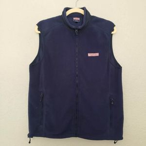 Vineyard Vines Fleece Vest - S